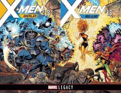 X-Men: Gold #13F