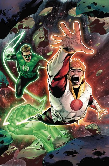 Hal Jordan and the Green Lantern Corps #28A