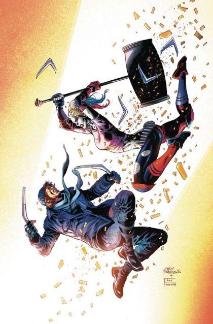 Suicide Squad, Vol. 4 #22A