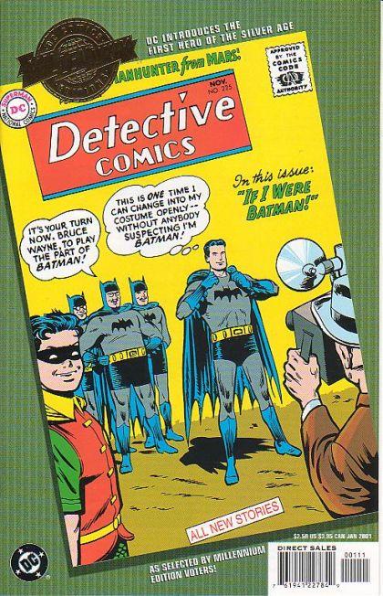 Detective Comics, Vol. 1 #225B