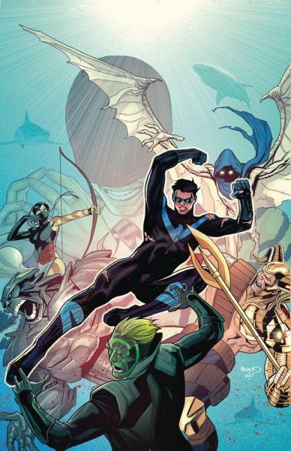 Nightwing, Vol. 4 #24A