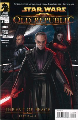 Star Wars: The Old Republic, Vol. 1 #2