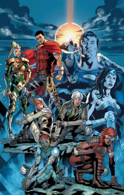 Justice League, Vol. 2 #26A