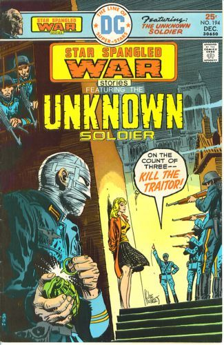 Star Spangled War Stories, Vol. 1 #194