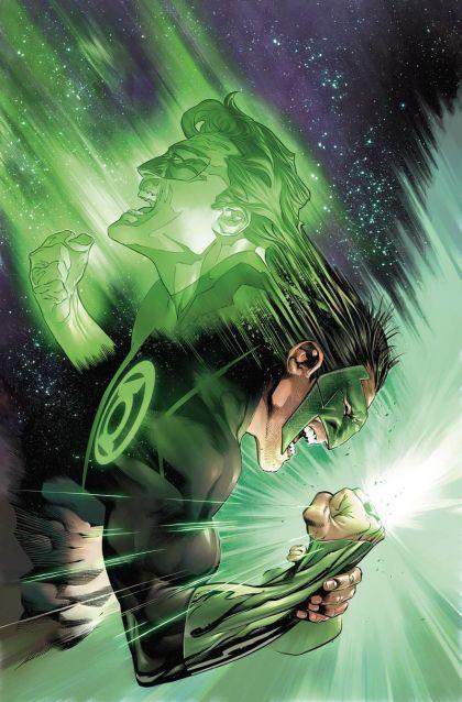 Hal Jordan and the Green Lantern Corps #40A