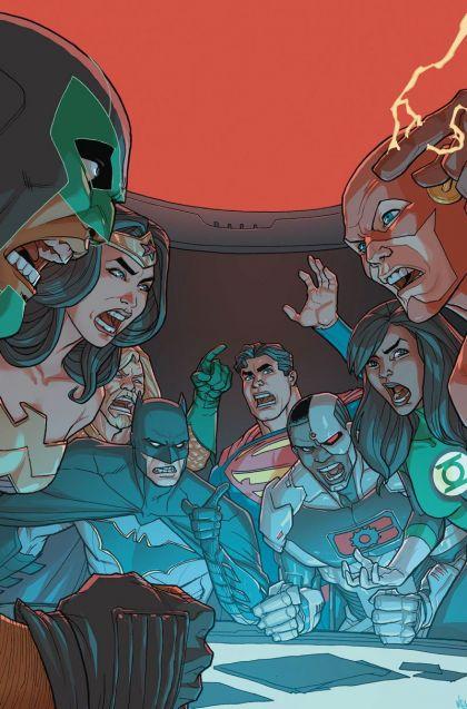 Justice League, Vol. 2 #37A