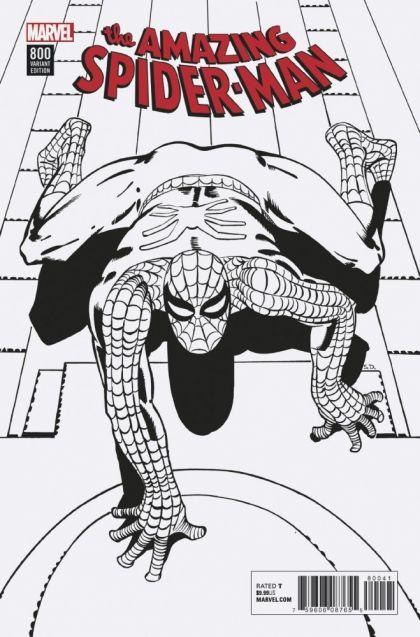 The Amazing Spider-Man, Vol. 4 #800D