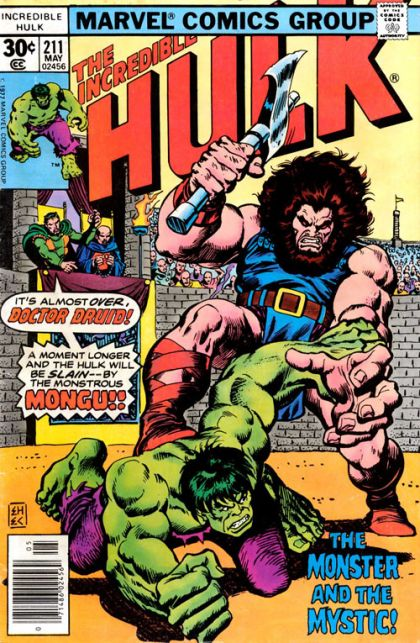 The Incredible Hulk, Vol. 1 #211