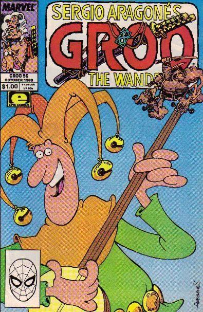 32 Groo the Wanderer comics readers lot  Marvel 1980's