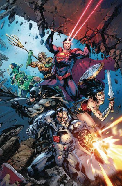 Justice League, Vol. 2 #24A