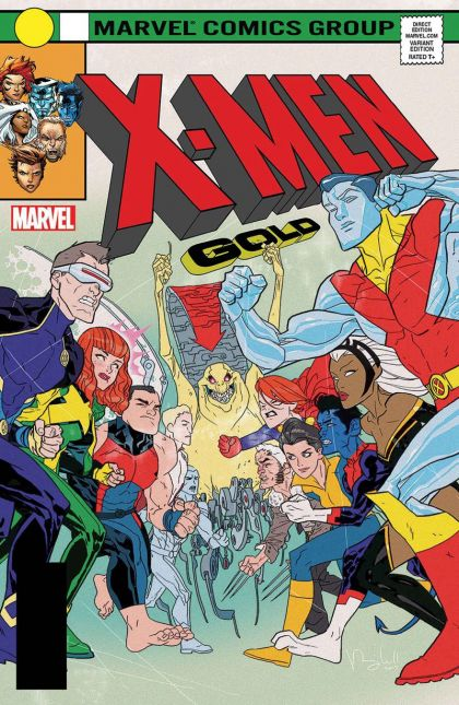 X-Men: Gold #13B