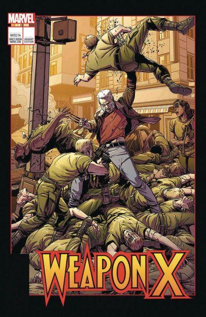 Weapon X, Vol. 3 #12B