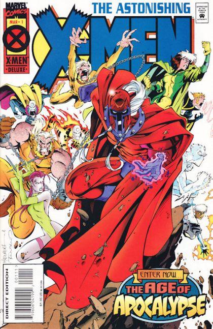 X-Men  The Age of Apocalypse X Men Age Of Apocalypse Blink
