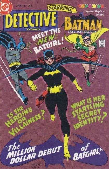 Favorite comic book version of Batgirl? 21_148960_0_TheMillionDollarDebutOfBatgirl