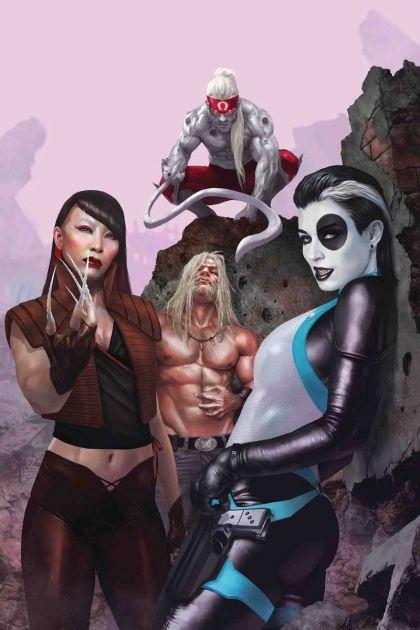 Weapon X, Vol. 3 #20