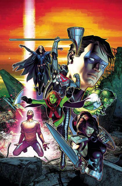 Titans, Vol. 2 #23A