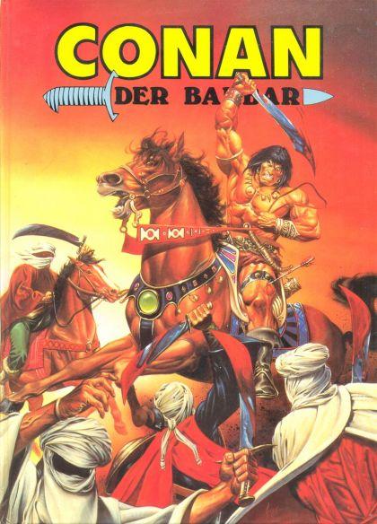 Conan Der Barbar (Hethke Verlag) [GER] #5