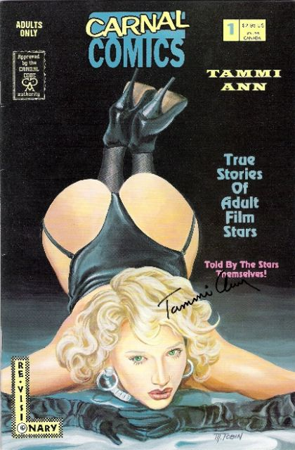 adult free stories. True Stories of Adult Film Stars #1. Tammi Ann