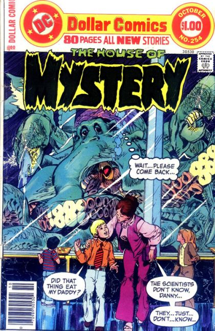 House of Mystery, Vol. 1 #254