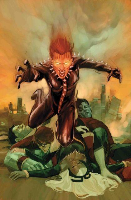 X-Men: Gold, Vol. 2 #32