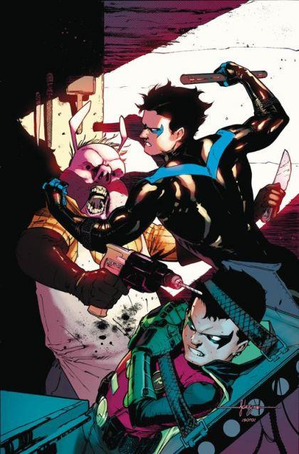 Nightwing, Vol. 4 #18A