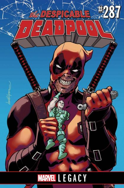 Deadpool, Vol. 5 #287A