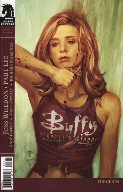 Buffy The Vampire Slayer Season Eight 5a The Chain On Collectorz Com Core Comics