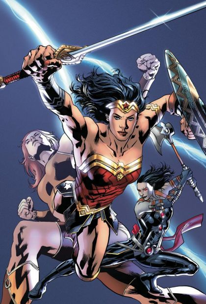 Wonder Woman, Vol. 5 #31A