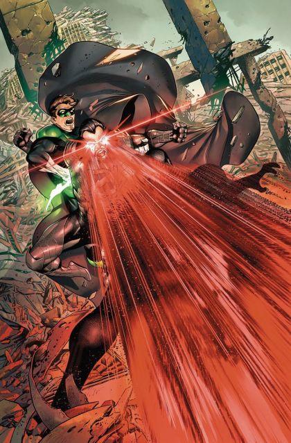Hal Jordan and the Green Lantern Corps #50A