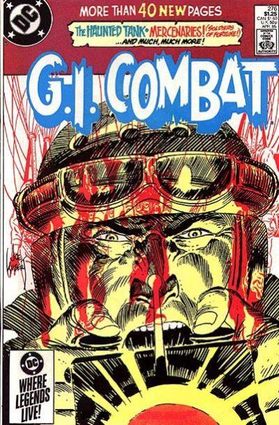 G.I. Combat, Vol. 1 #276