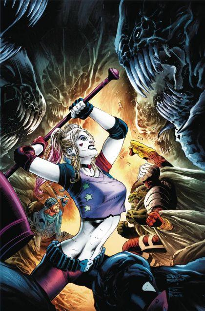 Suicide Squad, Vol. 4 #33A
