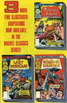 Marvel Classics Comics #16