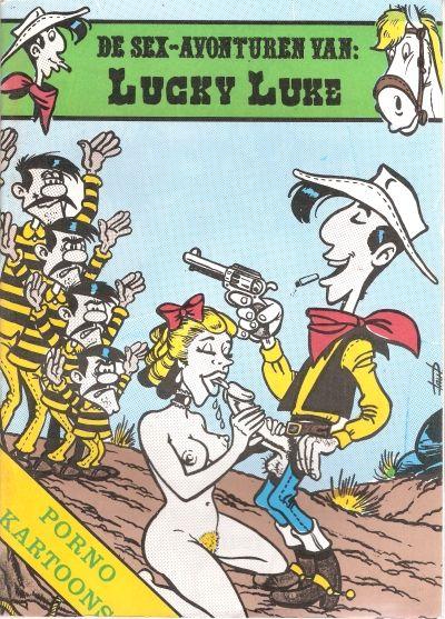 De Sex-Avonturen Van Lucky Luke #1