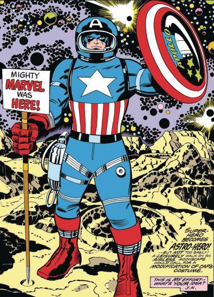 Captain America, Vol. 9 #2D