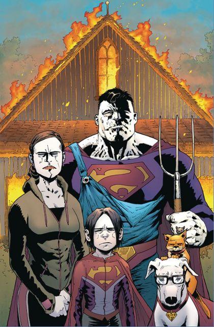Superman, Vol. 4 #42A