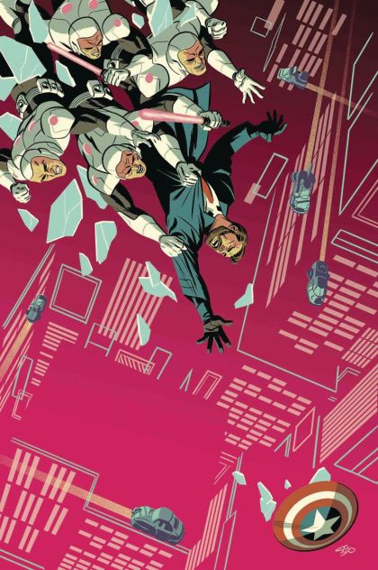 Captain America, Vol. 7 #703A