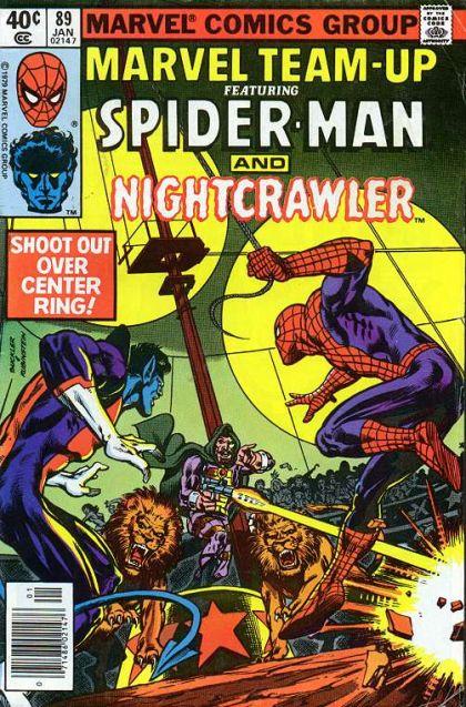 Marvel team up vol 1 89