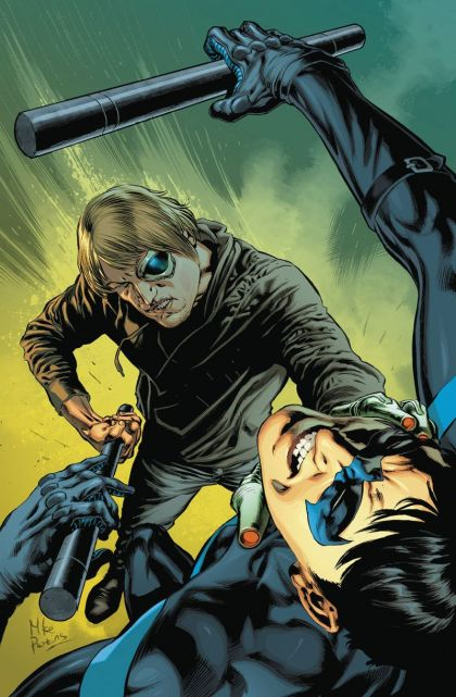 Nightwing, Vol. 4 #47A