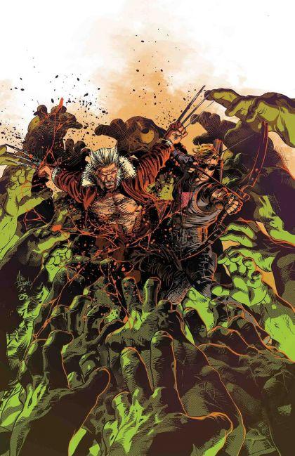 Old Man Logan, Vol. 2 #28A