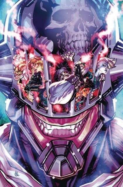 Justice League Of America, Vol. 5 #18A