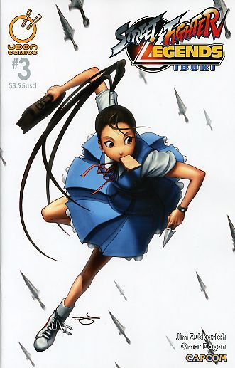Street Fighter Legends: Ibuki #3A