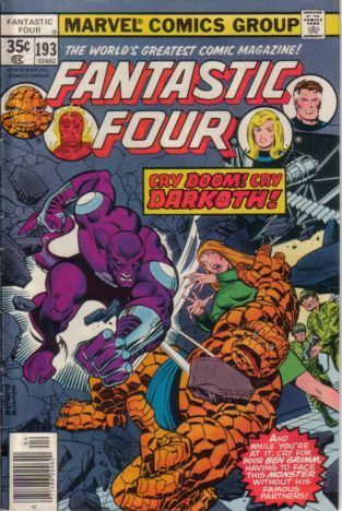 Fantastic Four, Vol. 1 #193