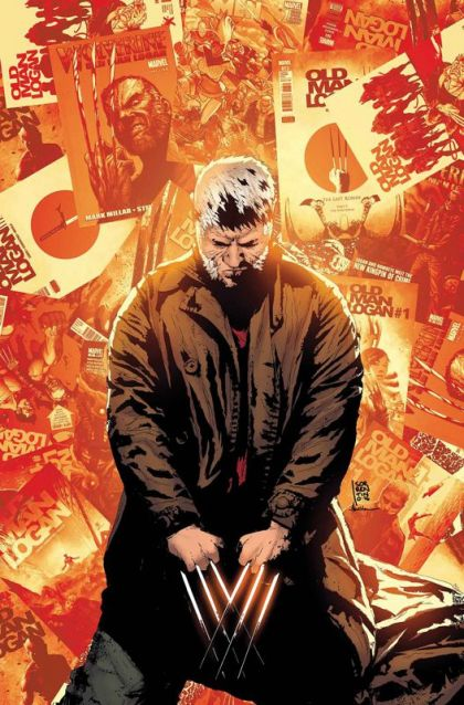 Old Man Logan, Vol. 2 #24A