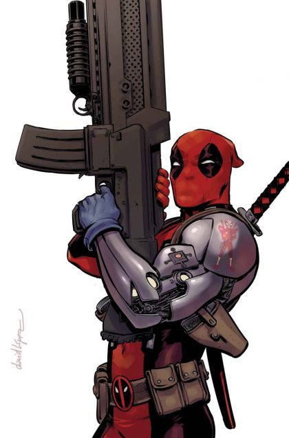 Deadpool, Vol. 5 #288A