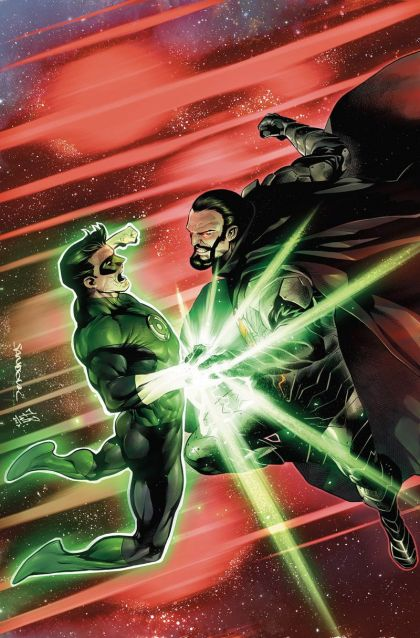Hal Jordan and the Green Lantern Corps #36A