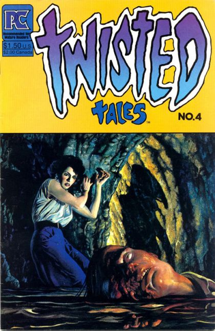 Classic Comic Covers - Page 3 58_93627_0_TwistedTales4TheWellNickOfTime