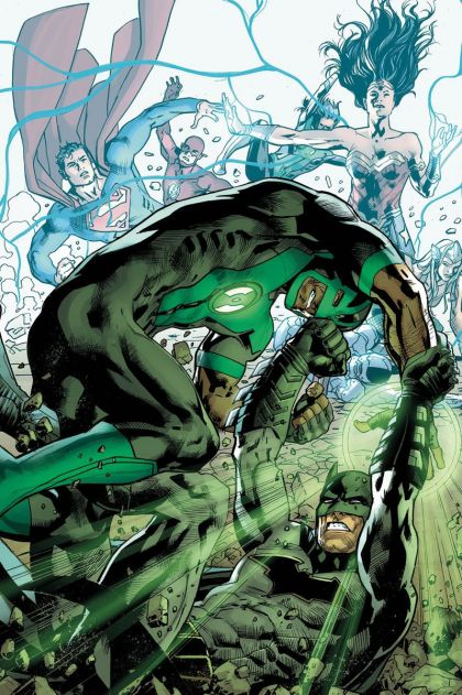 Justice League, Vol. 2 #30A