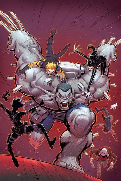 Weapon X, Vol. 3 #11A