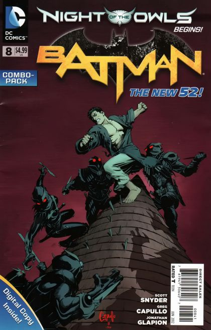 Batman, Vol. 2 #8D
