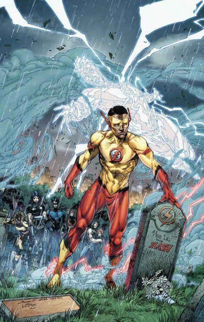 Titans, Vol. 2 #16A